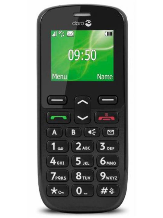 DORO PHONE EASY 508 CINZA